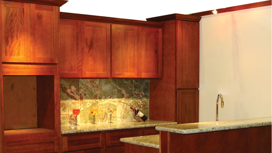 Kingway Construction Supplies Inc - Remnant kitchen cabinets